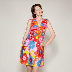 It's What Megan Draper Would Wear #vintage #1960s #madmen #dress #mod #megandraper #mini @Etsy