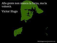 Cartolina con aforisma di Victor Hugo (36)