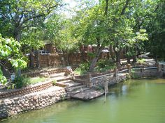 medicine park oklahoma | ... Hundred Acre Wood: Historic Medicine Park, Oklahoma's First Resort