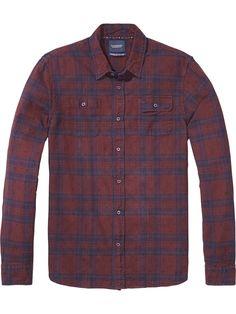 Rocker Shirt | Shirts ls | Men Clothing at Scotch & Soda