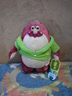 12'' Disney Store Don Soft Toy From Monsters University
