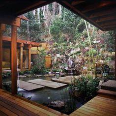 Garden Water Features   DIY
