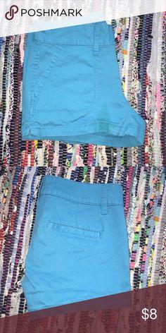 blue shorts 98% cotton - 2% spandex Arizona Jean Company Shorts