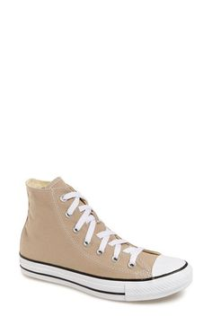Converse Chuck Taylor® All Star®' Seasonal' High Top Sneaker (Women) available at #Nordstrom