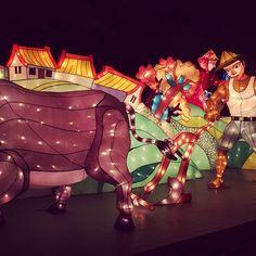 """Taipei, Jhongshan District, Lantern Festival, iphone 6"""