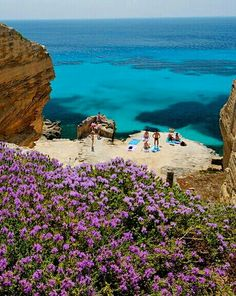 Cala Bue Marino, Favignana, Egadi Islands, Sicily