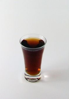 CHUPACABRA shot pairs two very popular liquors: tequila and Jagermeister.    WHAT.