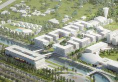 Machado and Silvetti Associates begins work on new Vietnamese-German University…