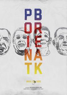 Point Break (1991) ~ Minimal Movie Poster by Mark Delaney #amusementphile