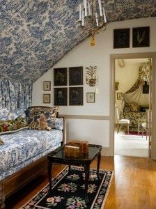 Photography And Styling By Gridley Graves Guest Rooms In The Eaves