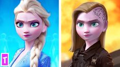 Disney Princesses As Hunger Games Characters