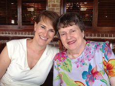 I love my mom and she's living with Alzheimer's!
