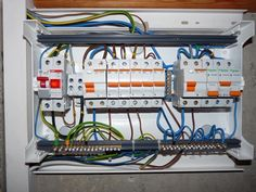 How to Replace a Fuse in Fuse Box Electrical Supplies, Box, House, Snare Drum, Home, Homes, Houses