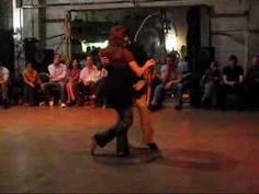 Uploaded on Aug 2, 2007 A demo by Simon and Dasha to promote blues dancing in San Francisco