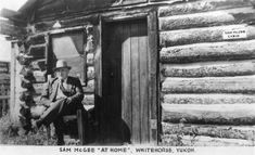 Robert Service's most famous poem tells the tale of Sam McGee, a southerner who meets his fate on a frozen Christmas in the North. Little did his readers know that the famous Sam McGee was a real person.