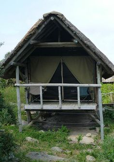 Mtentu Cabin Accommodation Dorm Rooms, Cabins, Spaces, House Styles, Home Decor, Yurts, Decoration Home, Room Decor, Cabin