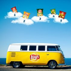 Road trips are best enjoyed with #Lays