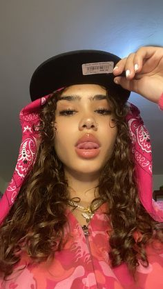 Swag Girl Style, Girl Swag, Baddie Outfits Casual, Cute Swag Outfits, Bad Girl Aesthetic, Goth Aesthetic, Pretty Selfies, Thug Girl, Cute Selfie Ideas