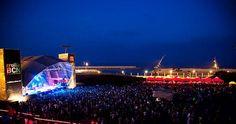 cruilla BCN Barcelona, Opera House, Building, Places, Music, Travel, Concerts, Musica, Musik