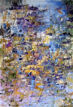 love.textured paintings
