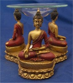 Buddha Oil Burners