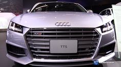 2016 Audi TTS 2.0 TSFI Quattro - Exterior and Interior Walkaround - 2016...