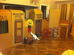 WESTERN THEME PARTY, COWBOY PARTY