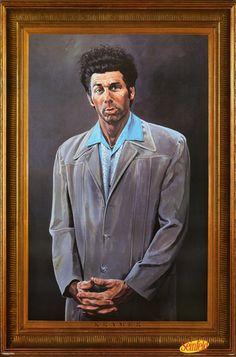 Seinfeld - Kramer Poster at AllPosters.com