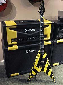 STRYPER Guitar