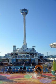 Le Quantum of the Seas fait sensation auprès de ses premiers passagers | Mer et Marine