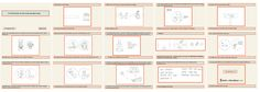 Storyboard for Bed&Breakfast animation video
