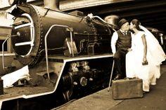 Rushda and Junaid - Locomotive