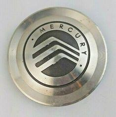 2002-2005 Mercury Grand Marquis Chrome OEM Center Cap P//N 5W33-1A096-BB