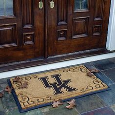 Kentucky Wildcats Doormat