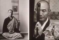 Hakuyū Taizan Maezumi was a Japanese Zen Buddhist teacher and rōshi, and lineage holder in the Sōtō, Rinzai and Harada-Yasutani traditions of Zen. Direct ancestor of the form of Zen into which I've been ordained.