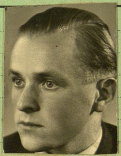 Willi Graf (1918-1943), the last surviving member of the inner circle of the White Rose, was executed on 12. October 1943.