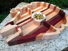 Millennium Falcon snack tray