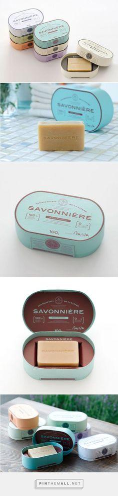 Soap Savonnière — The Dieline - Branding & Packaging