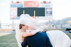 Pittsburgh Steelers Wedding Heinz Field
