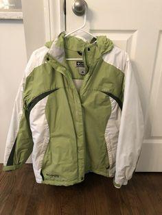 f8e79eefaf35 COLUMBIA Winter Coat Womens Size L