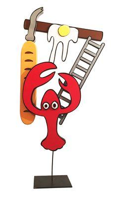 Lobster Construction by Philip Colbert @philipcolbert
