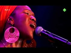 "Wat een gave cover!! En live! India Arie performing ""The Heart of the Matter."
