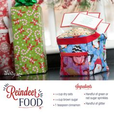 Guide Santa's reindeer to your house on Christmas Eve!