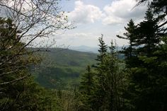Vue du sentier, mont Carrigian, New Hampshire, mai 2016 New Hampshire, River, Mountains, Nature, Outdoor, Mountain Range, Outdoors, Naturaleza, Outdoor Games