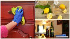 Te compartimos la receta de un limpiador casero para remover el polvo que se acumula en tus muebles. ¡Pruébalo!