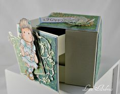 Scor-pal: Bunches of Beautiful Boxes with Lisa Andrews