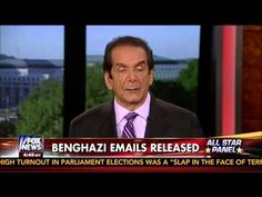 Krauthammer: White House Benghazi E-mail 'Equivalent' to 'Nixon Tapes' [VIDEO]