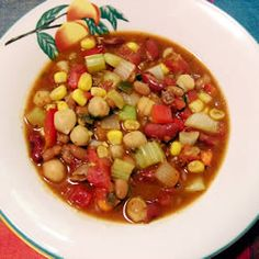 Grandma's Slow Cooker Vegetarian Chili Allrecipes.com. @Jacqui Marks says: This recipe is great, have made it several times!!!