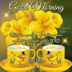 Blessing To You All! Good Morning God Quotes, Good Morning Happy Sunday, Good Morning Prayer, Morning Morning, Morning Blessings, Good Morning Picture, Good Morning Flowers, Good Morning Messages, Good Morning Greetings