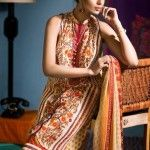 Khaadi – Unstitched Summer Wear 2014 for Women